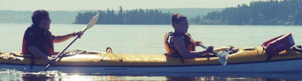 Kayaking in the Catskill Mountains, NY