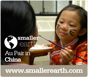 Smaller Earth - Au Pair in China