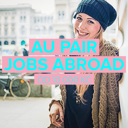 Au Pair in the USA.