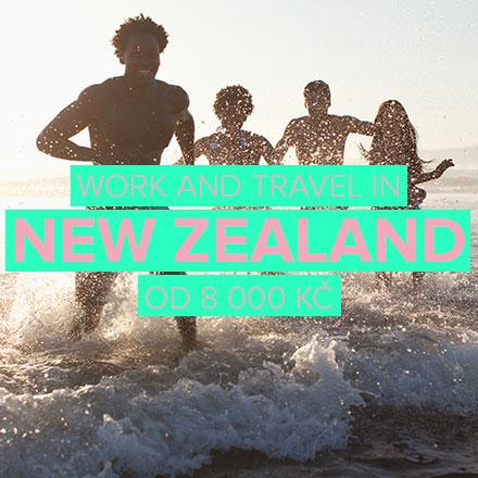 Kiwi - Kiwi na Novém Zélandu nabízí spoustu pracovních pozic.