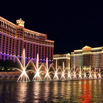 travel Las Vegas after Summer Camp