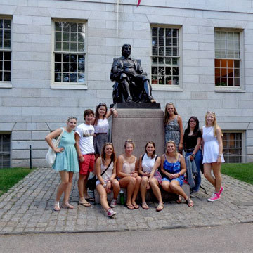 Lauren's tour of The Freedom Trail.