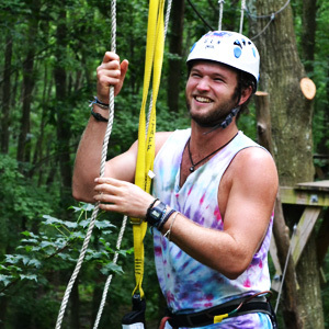 Rock Climbing and High Ropes Instructor
