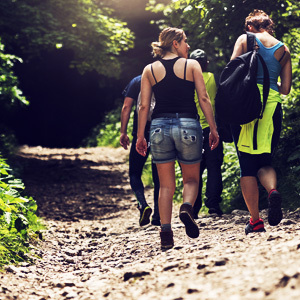 Hiking and Adventure Trip Leading