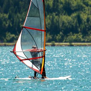 Waterski and Windsuefing