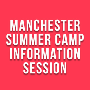 Manchester Information Session