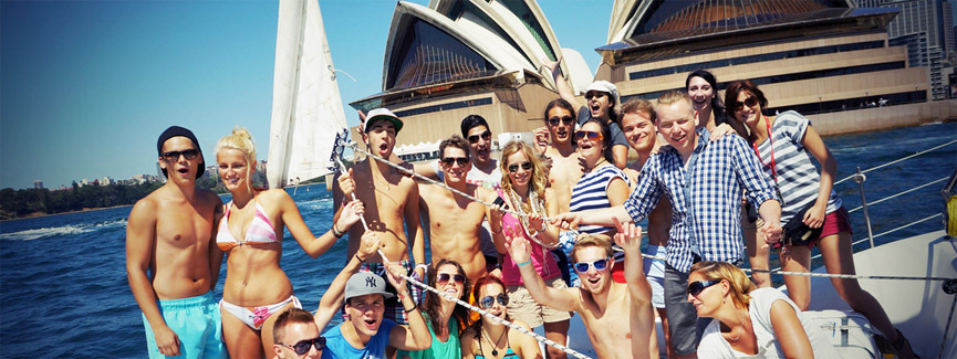 Work & Travel<br>Sydney Experience